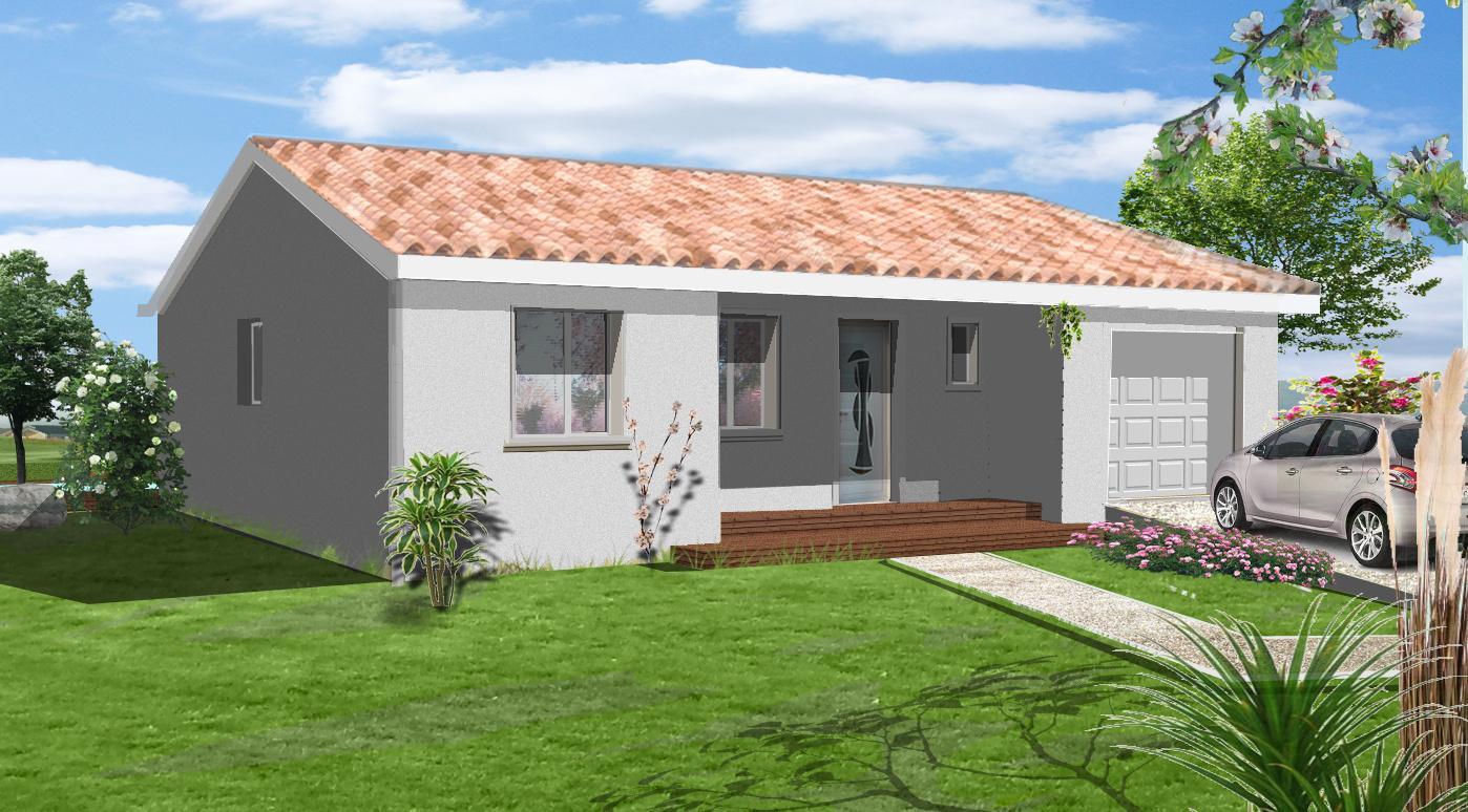 Vente maison c ret 66400 4 pi ces sur le partenaire for Garage le corre ceret